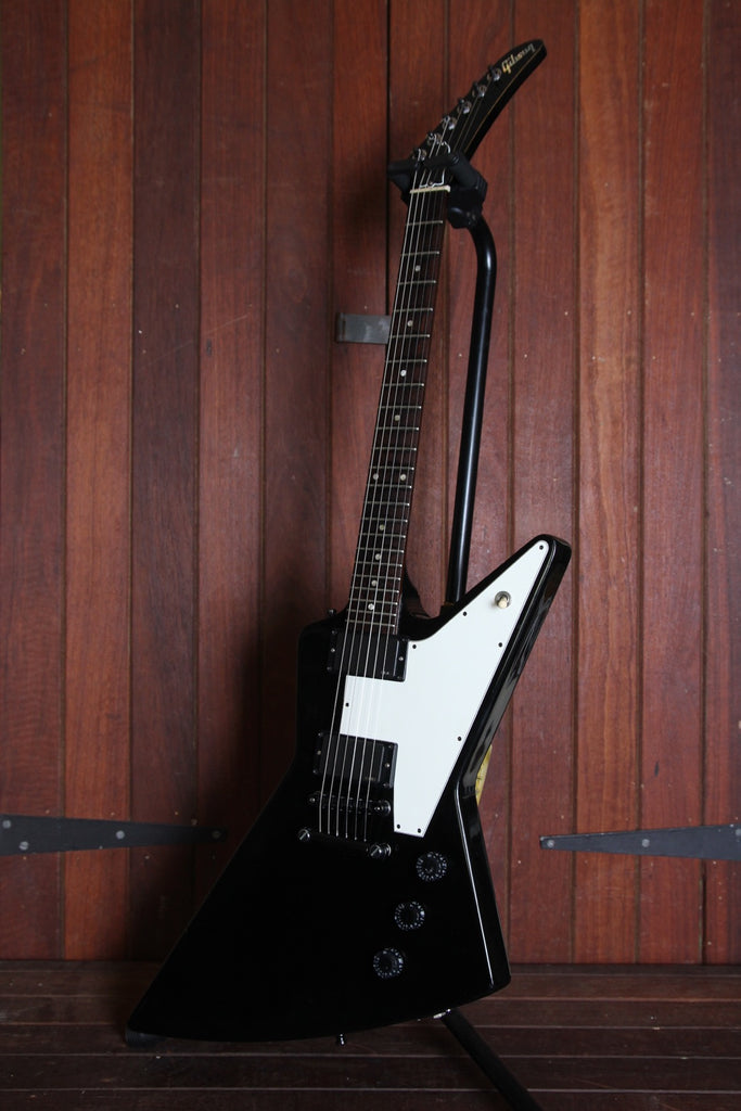 Gibson Explorer 2009 Ebony Pre-Owned