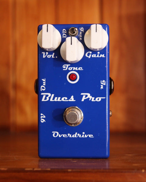 MI Audio Blues Pro Overdrive Pedal Pre-Owned