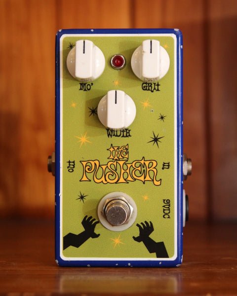 The Pusher by Step On It Overdrive (local boutique hand-made) Pre-Owned