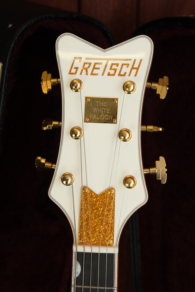 Gretsch Guitars G6136T White Falcon with Bigsby Pre-Owned