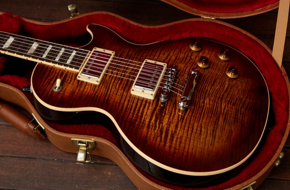 Gibson Les Paul Standard 2017 Bourbon Burst Pre-Owned