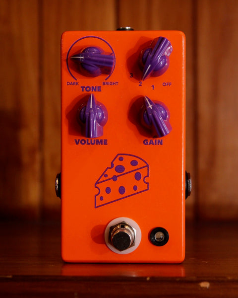JHS Cheese Ball Distortion / Fuzz Drive Pedal