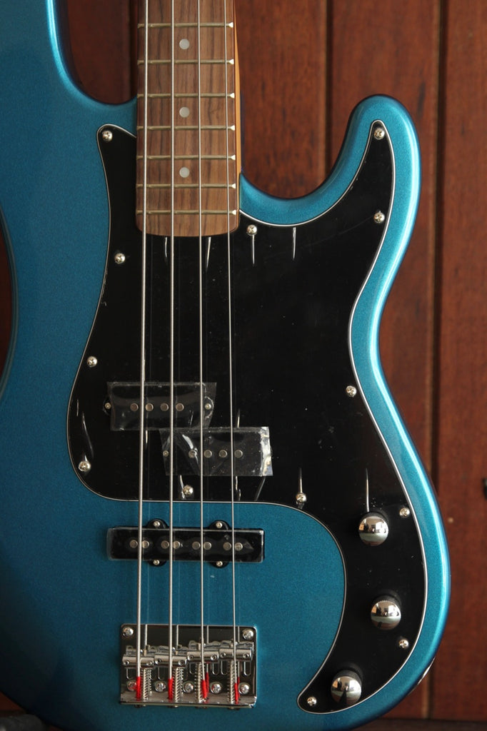 SX VTG Bass Solidbody Electric Bass Guitar Blue