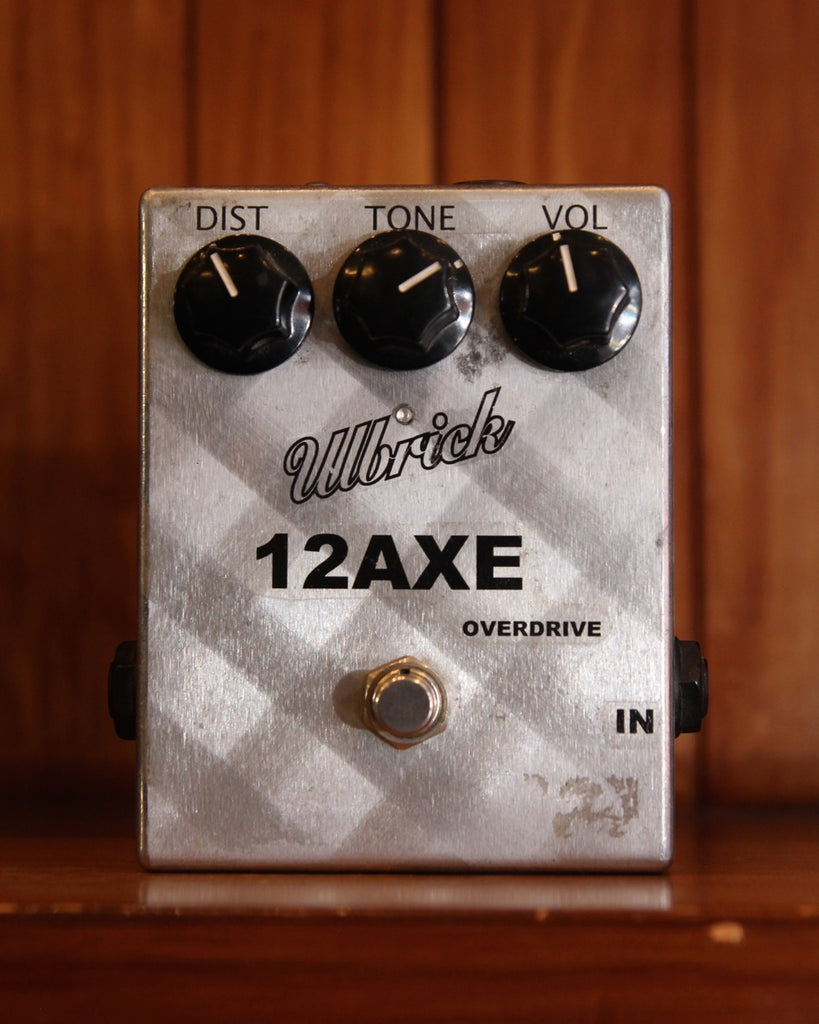 Ulbrick 12AXE Overdrive Pedal Pre-Owned