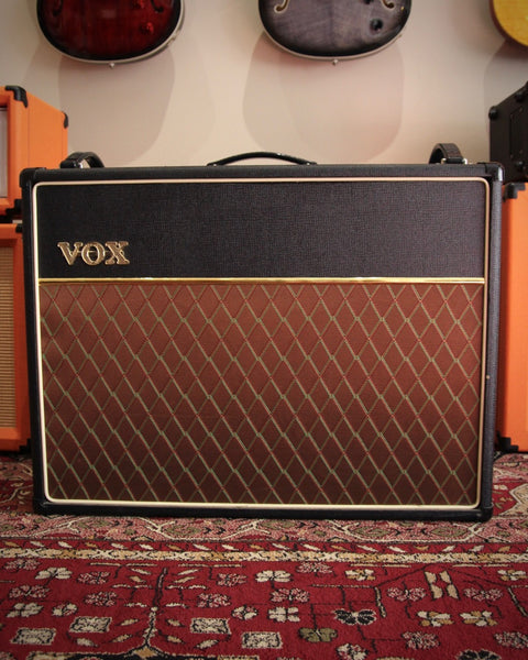 Vox AC30CC2 30W 2x12 Valve Combo Amplifier Pre-Owned