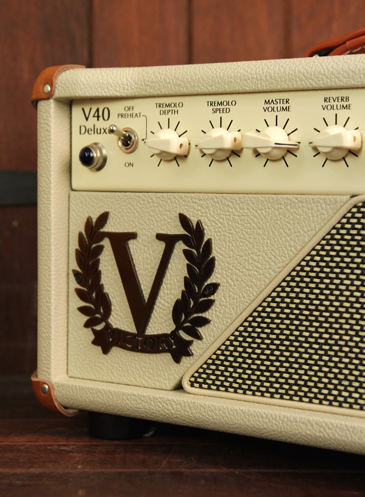 *NEW ARRIVAL* Victory Amplification V40H Deluxe Head