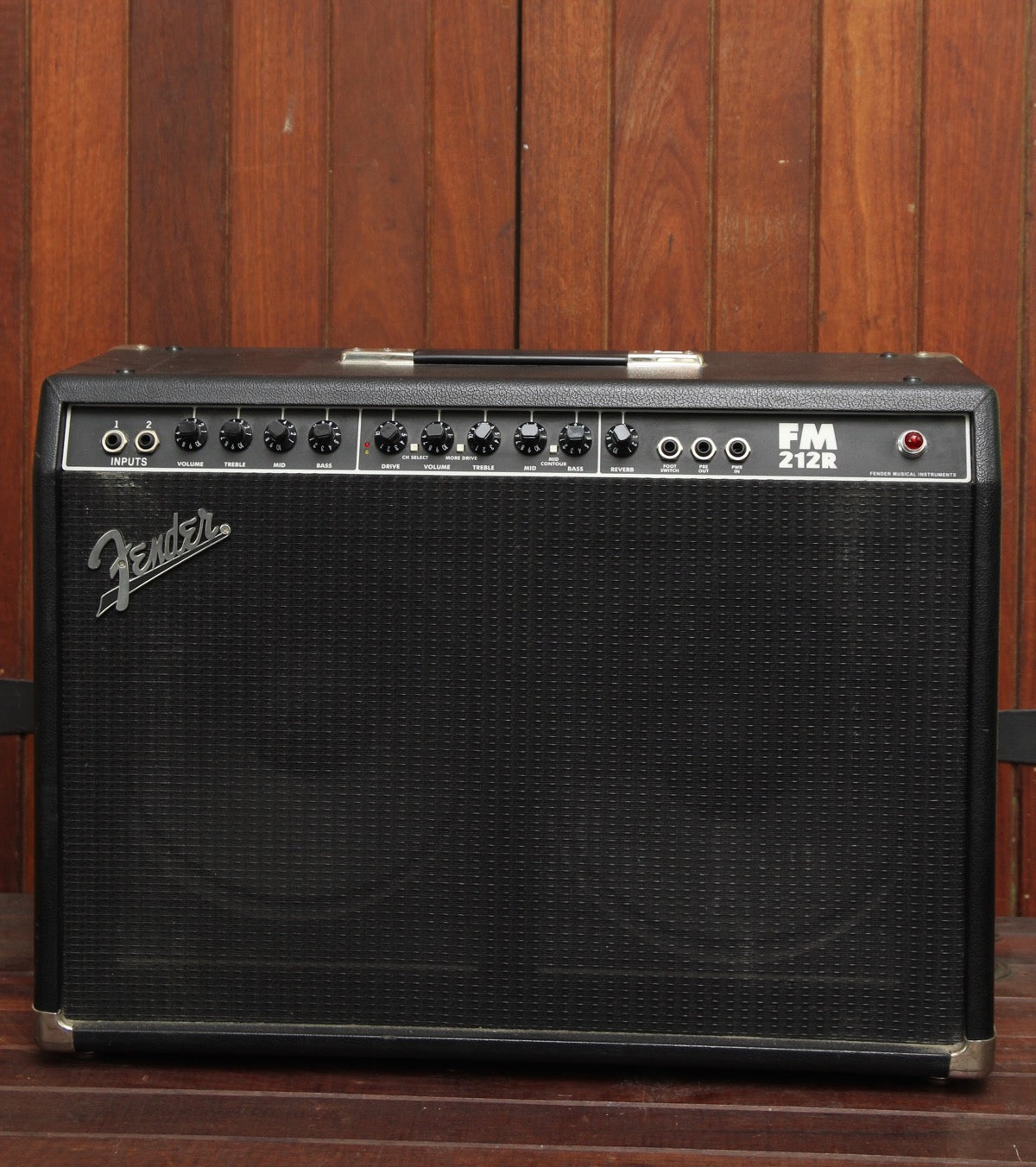 Fender FM212R Solid-State Guitar Combo Amplifier Pre-Owned