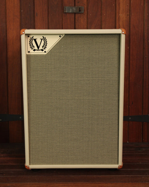 "Victory Amplification V212VC-D 2x12"" Vertical Speaker Cabinet"