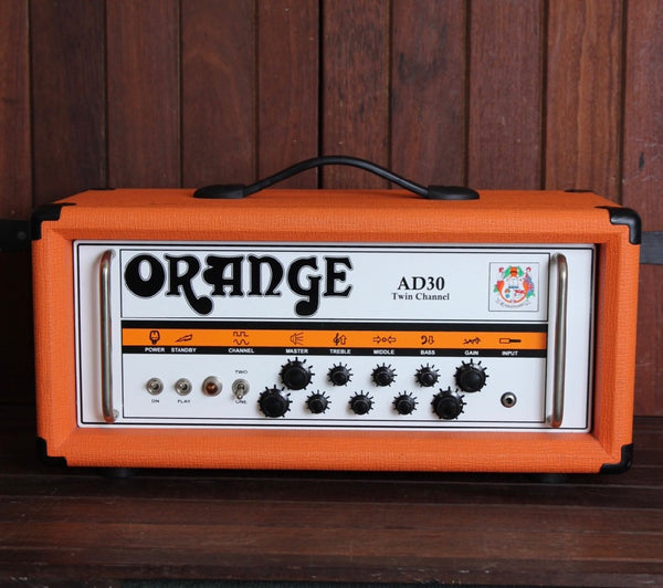 Orange AD30HTC 30w Valve Head Pre-Owned