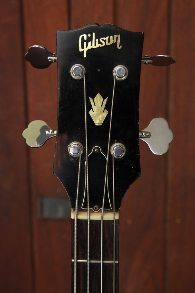 Gibson EB-2 1966 Semi-Hollowbody Bass Guitar Vintage