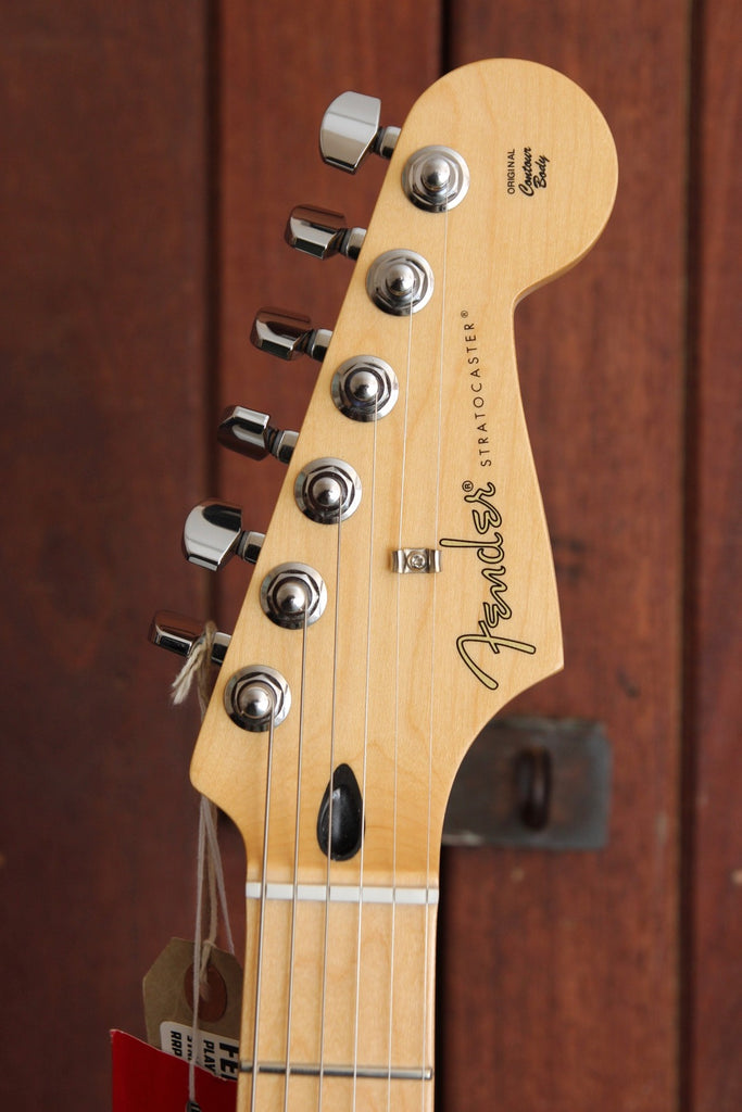 Fender Player Series Stratocaster Maple Black