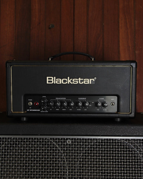 Blackstar HT Studio 20H Valve Amplifier Head Pre-Owned