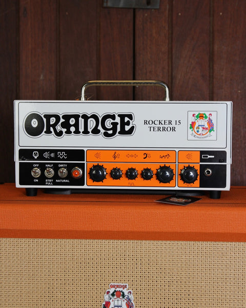 Orange Rocker 15 Terror 15W Valve Amplifier Head