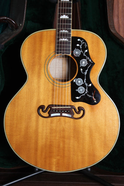 Gibson SJ-200 Antique Natural Acoustic Guitar Pre-Owned