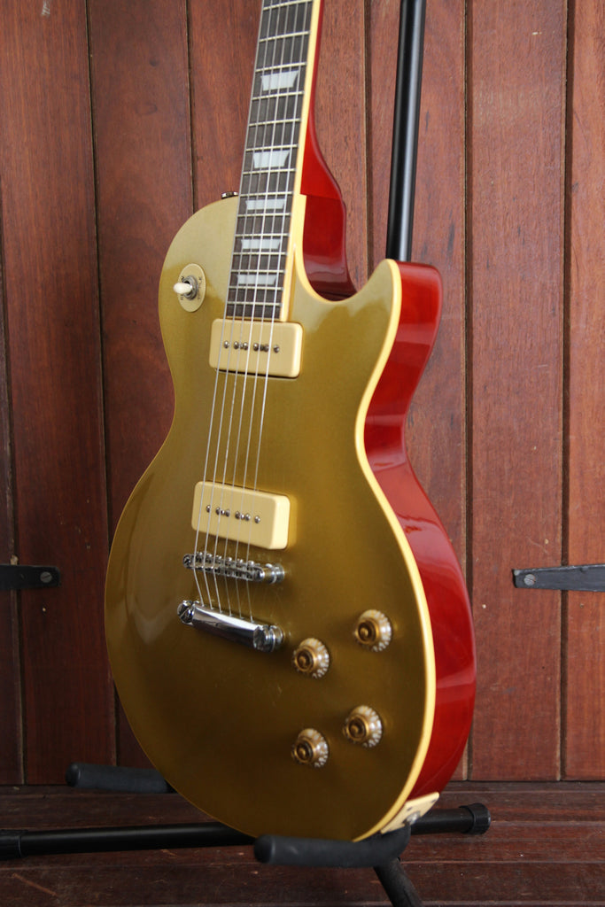 Tokai Love Rock LP Gold-Top P90s Made in Korea Pre-Owned