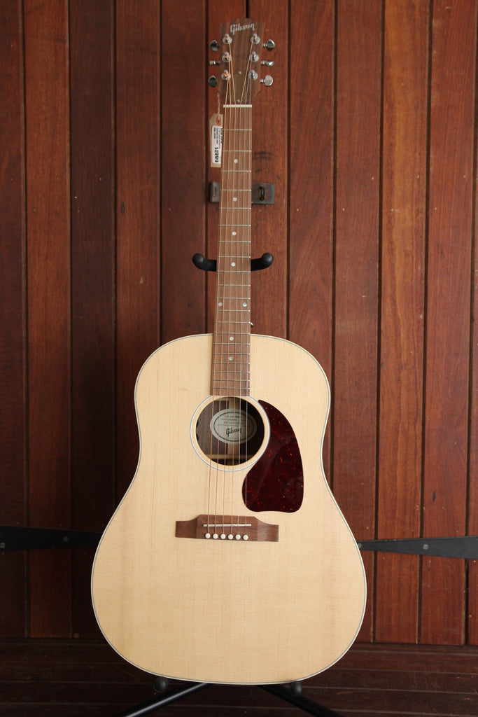 Gibson G-45 Studio Acoustic-Electric Guitar Antique Natural