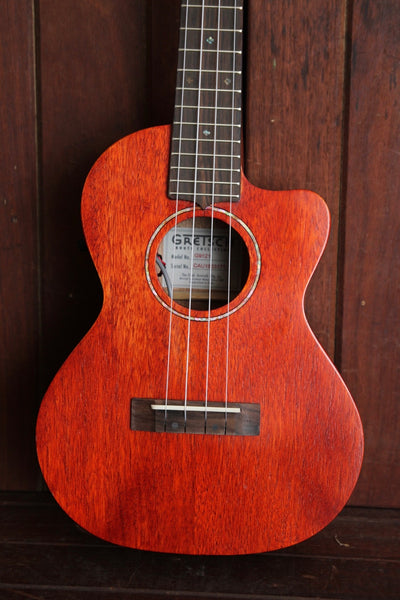 Gretsch G9121 Tenor Ukulele Acoustic Electric