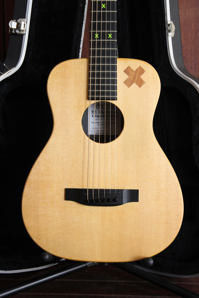 Martin Ed Sheeran X Little Martin Acoustic-Electric Guitar Pre-Owned