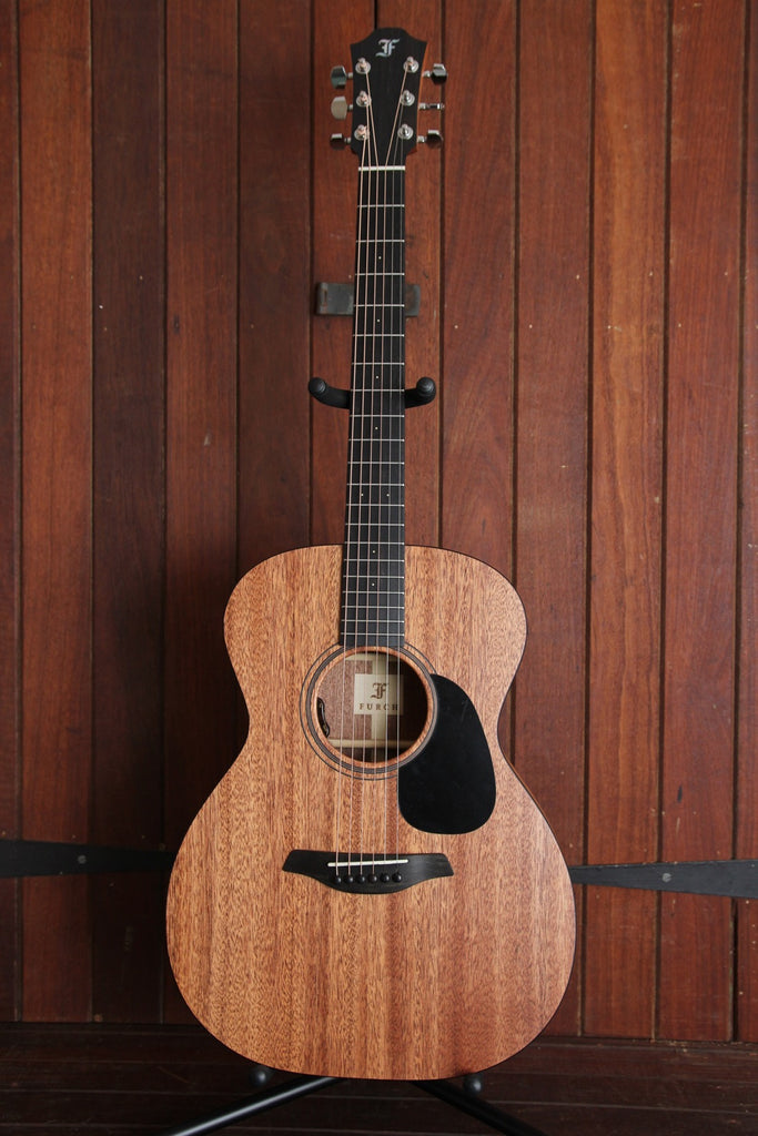 Furch Blue OM-MM Acoustic-Electric Guitar