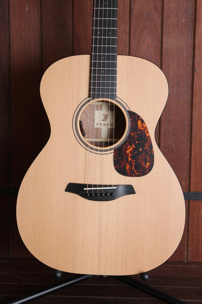 Furch Blue OM-CM Acoustic-Electric Guitar