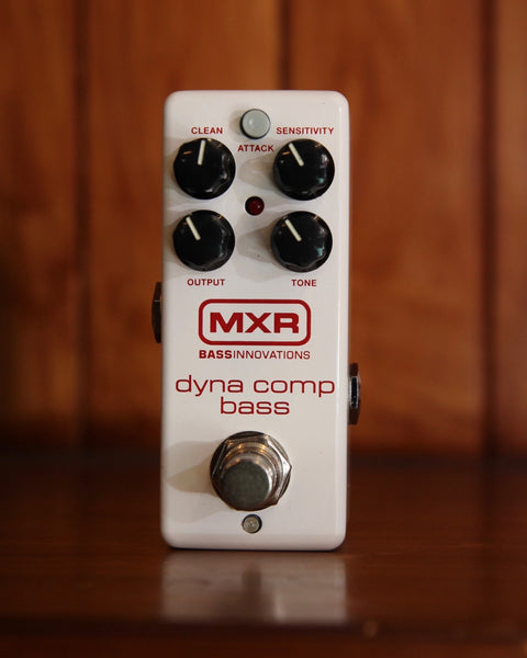 MXR Bass Dyna Comp Mini Pedal