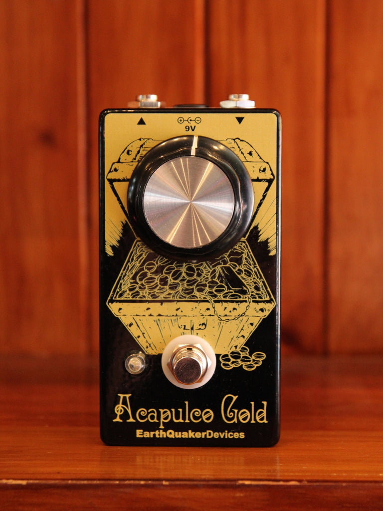 Earthquaker Devices Acapulco Gold Distortion Pedal - The Rock Inn
