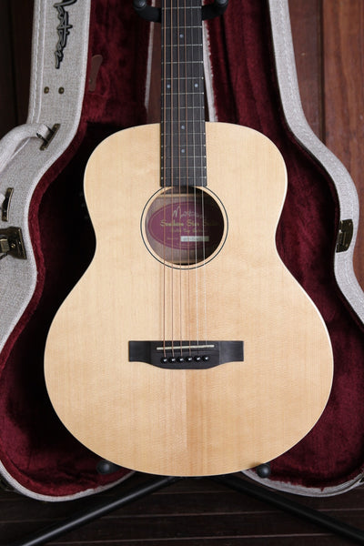Martinez GS Style Ebony Mini Acoustic MTT-7
