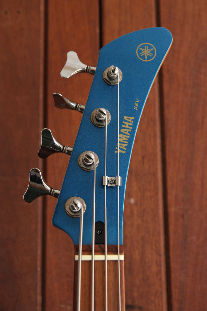 Yamaha SBV-550 Flying Samurai Bass Blue Pre-Owned