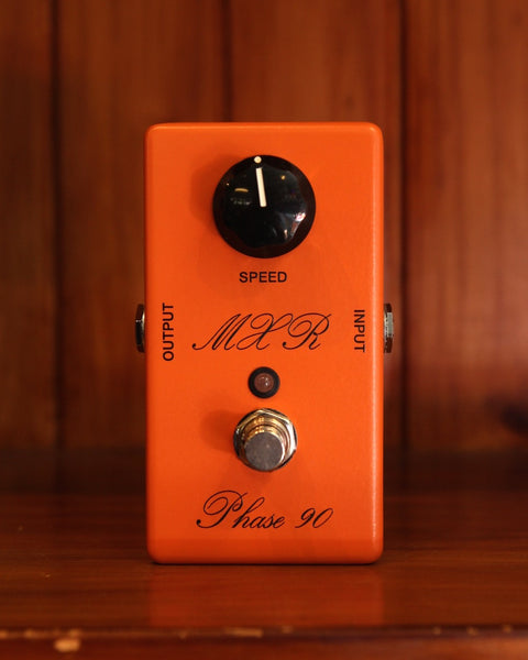 MXR Custom Shop Script Phase 90 with LED Pedal - The Rock Inn