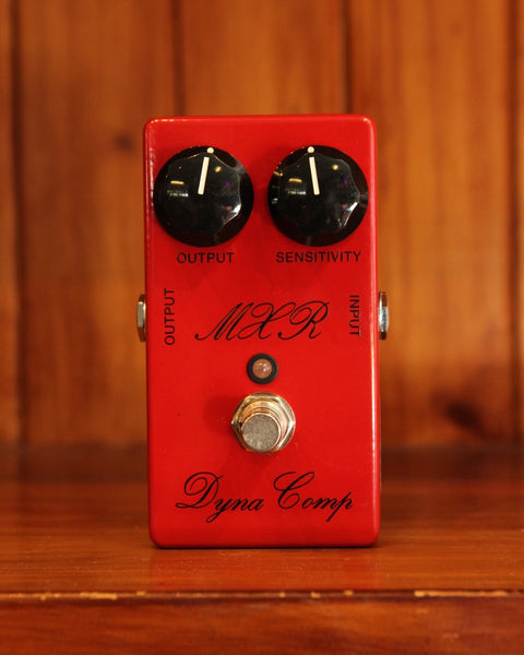 MXR Custom Shop Script Dyna Comp Compressor Pedal - The Rock Inn