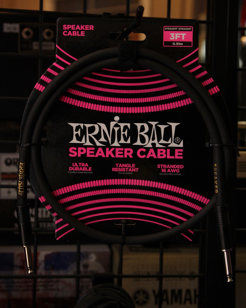 Ernie Ball Heavy Duty Speaker Cable