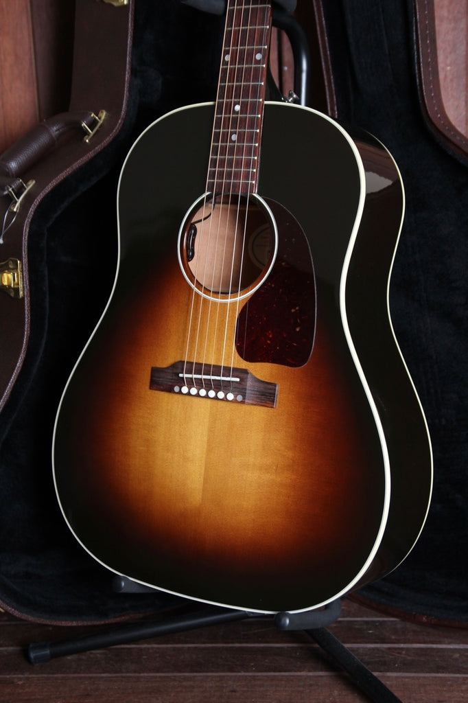 Gibson J-45 Standard Acoustic-Electric Guitar 2020 Pre-Owned