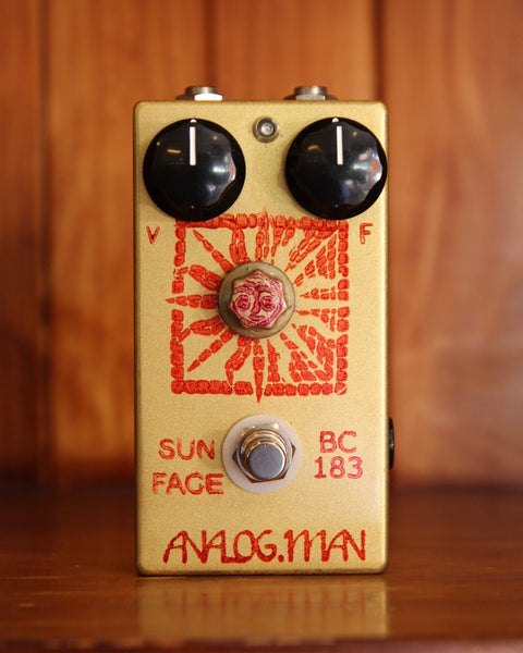 Analog Man Sunface BC 183 Pre-Owned