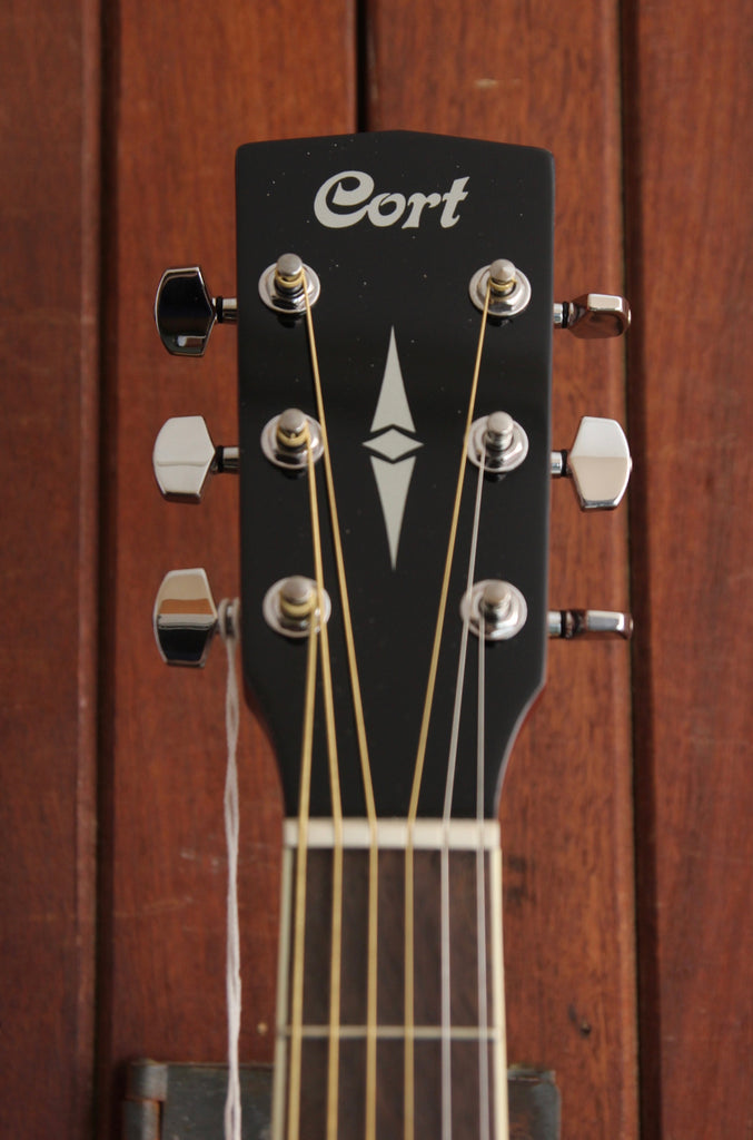 Cort SFX-AM Natural Acoustic-Electric Guitar