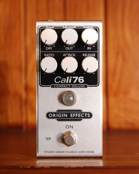 Origin Effects Cali-76 Compact Deluxe Compressor Pedal