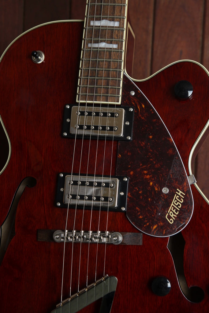 Gretsch G2420 Streamliner Cutaway Hollowbody Guitar Walnut