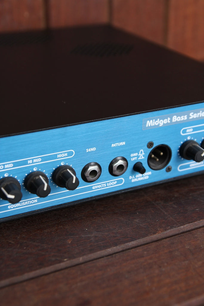 Lab Systems Midget Bass Head Pre-owned