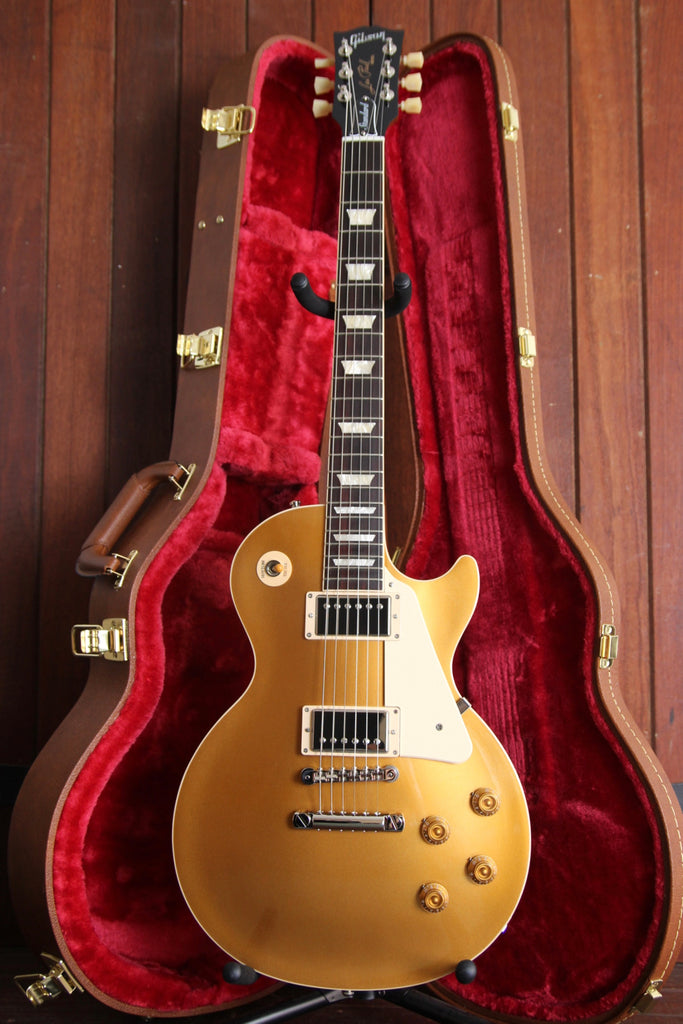 Gibson Les Paul Standard 50's Gold Top 2020 Pre-Owned