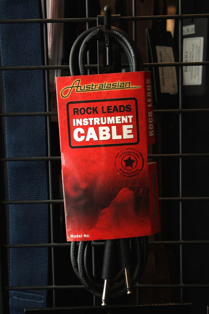 AMS Instrument Cable 10ft RK10 - The Rock Inn