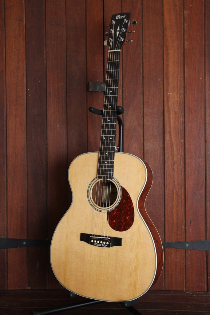 Cort L100-OF Orchestra Model Acoustic-Electric Guitar