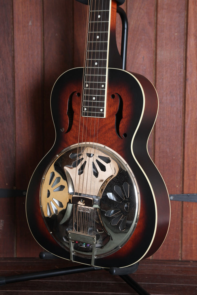 Gretsch G9230 Bobtail Square-Neck Resonator Guitar Pre-Owned
