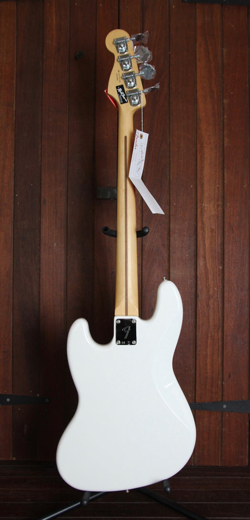 Fender Player Series Jazz Bass White PF