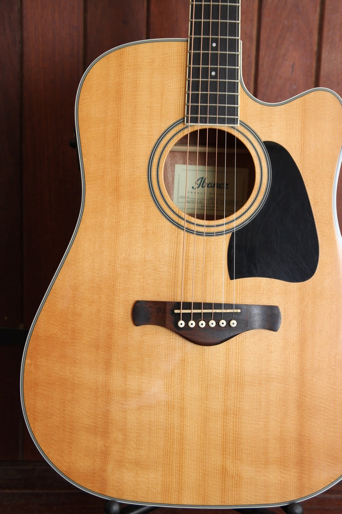 Ibanez AW70ECE Acoustic Guitar Pre-Owned