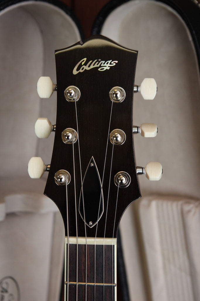 Collings I-35 LC Semi-Hollow Electric Guitar Faded Cherry
