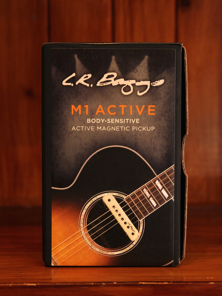 LR Baggs M1A Active Acoustic Soundhole Pickup - The Rock Inn