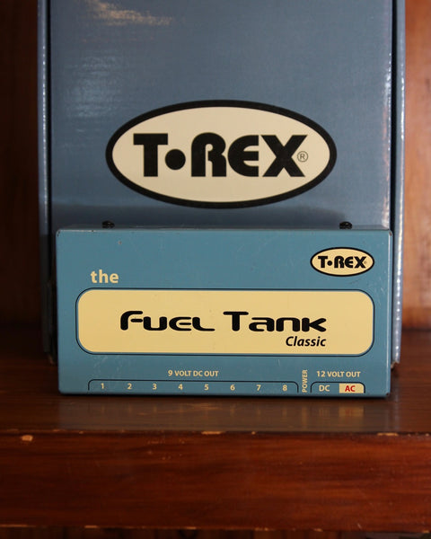 T-Rex Fuel Tank Classic Power Supply Pre-Owned