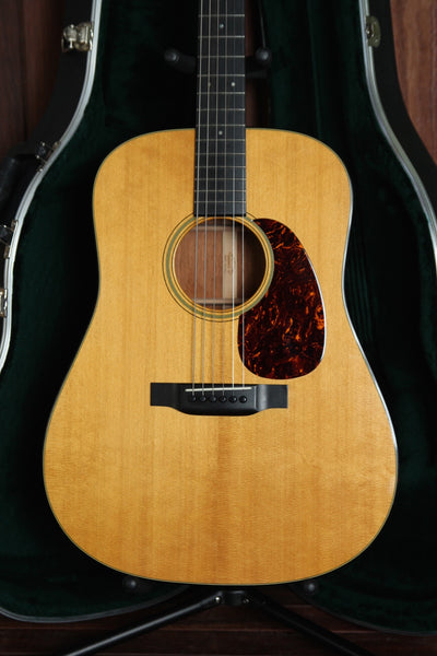 *NEW ARRIVAL* Martin D-18 Dreadnought Acoustic Guitar Pre-Owned