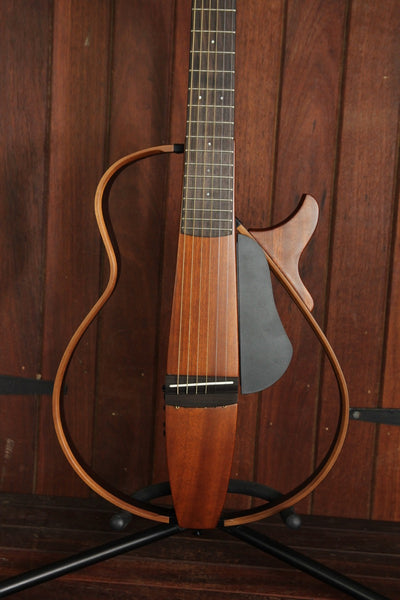 *NEW ARRIVAL* Yamaha SLG200S Steel String Natural Silent Guitar Pre-Owned