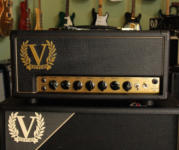 Victory Amplification Sheriff 44 Plexi Style Amp Head - The Rock Inn - 1