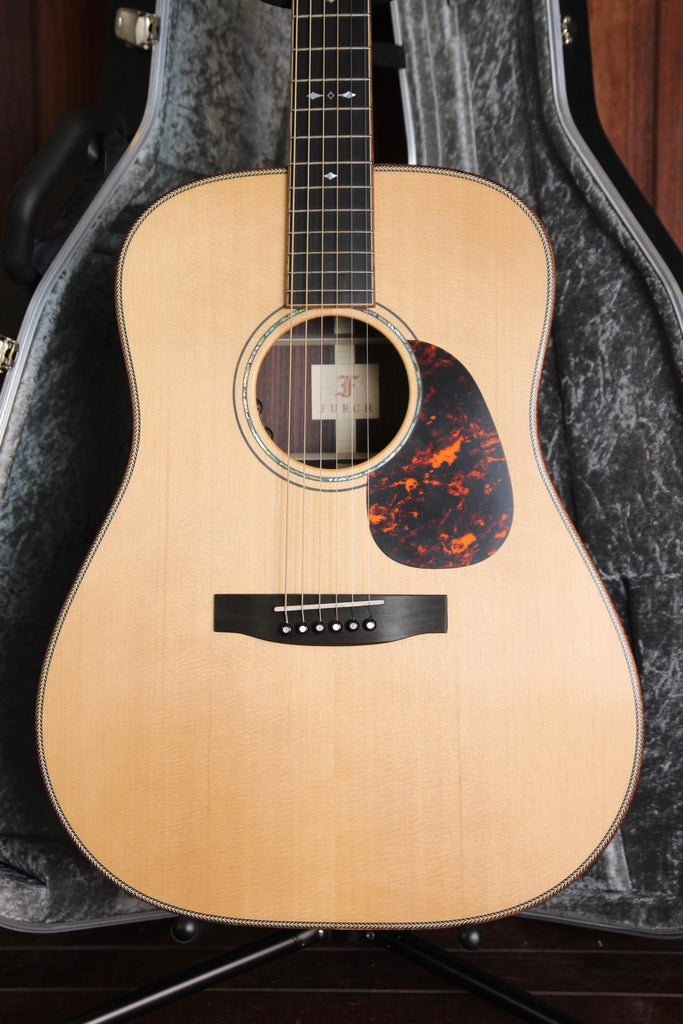 Furch Vintage 3 Dreadnought Spruce/Rosewood Acoustic-Electric Guitar